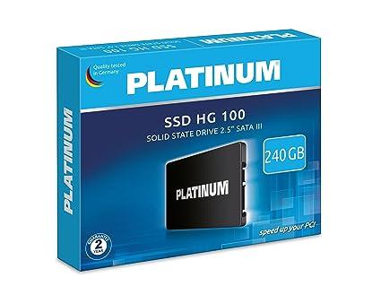 Platinum HG de 100 6,4 cm (2,5 Pulgadas) Disco Duro Interno SSD ...