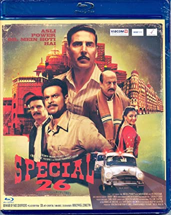 Special 26 [DVD]: Amazon co uk: Akshay Kumar, Kajal Aggarwal