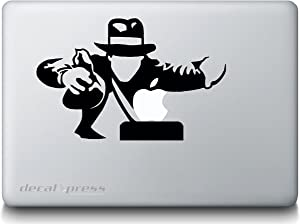 Indiana Jones - MacBook Air-Pro 11 13 15 17 Stickers,Decal