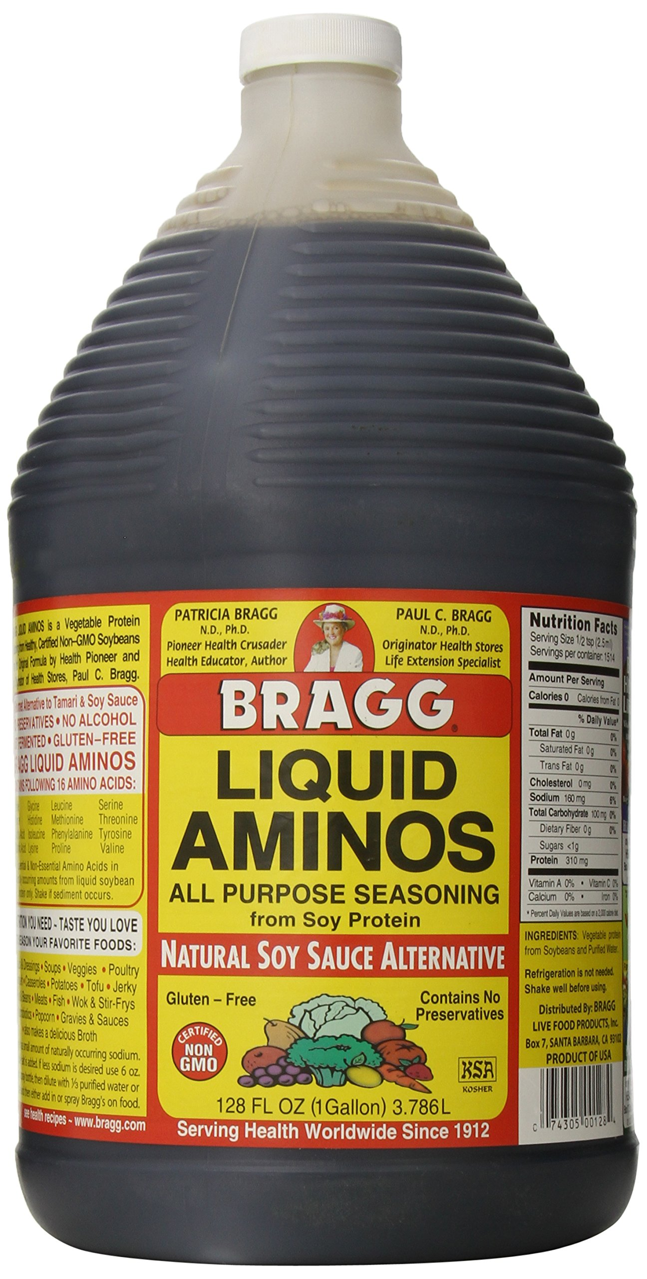 Bragg Liquid Aminos 1 Gallon