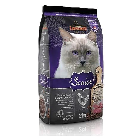 Leonardo Senior pienso para gatos