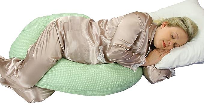 Amazon.com: Leachco Snoogle Mini compacto para dormir de ...