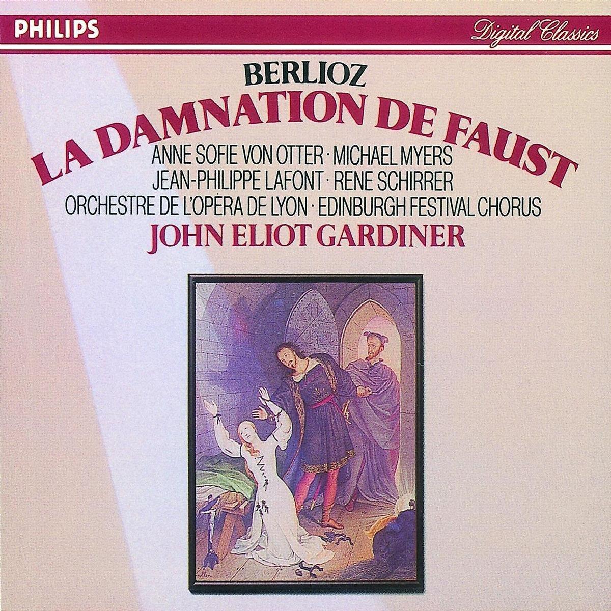 Anne Sofie Von Otter Michael Myers Berlioz John Eliot Gardiner  # Meubles De Tele Berlioz