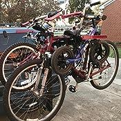 Amazon Com Bell Hitchbiker 450 4 Bike Hitch Rack With