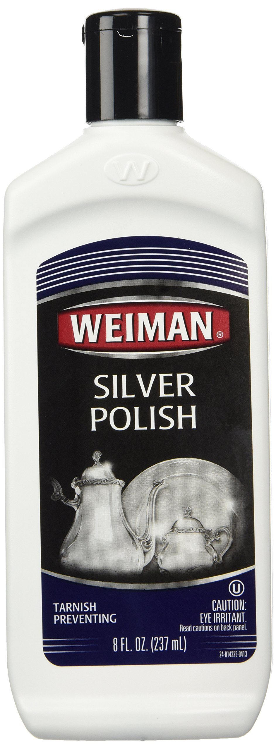 Amazon.com: Weiman Silver Wipes for Cleaning and Polishing Silver ...