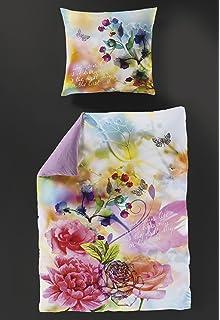 Bierbaum Digitaldruck Köper Edel Flanell Bettwäsche 135x200cm 2 Tlg