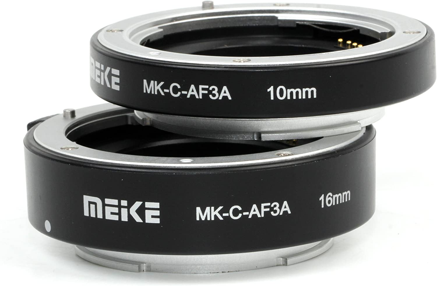 Skyblue Automatic AF Conrfirm Auto Focus Macro Electronic Extension Tube Set for Canon EOS M Mirroless Camera