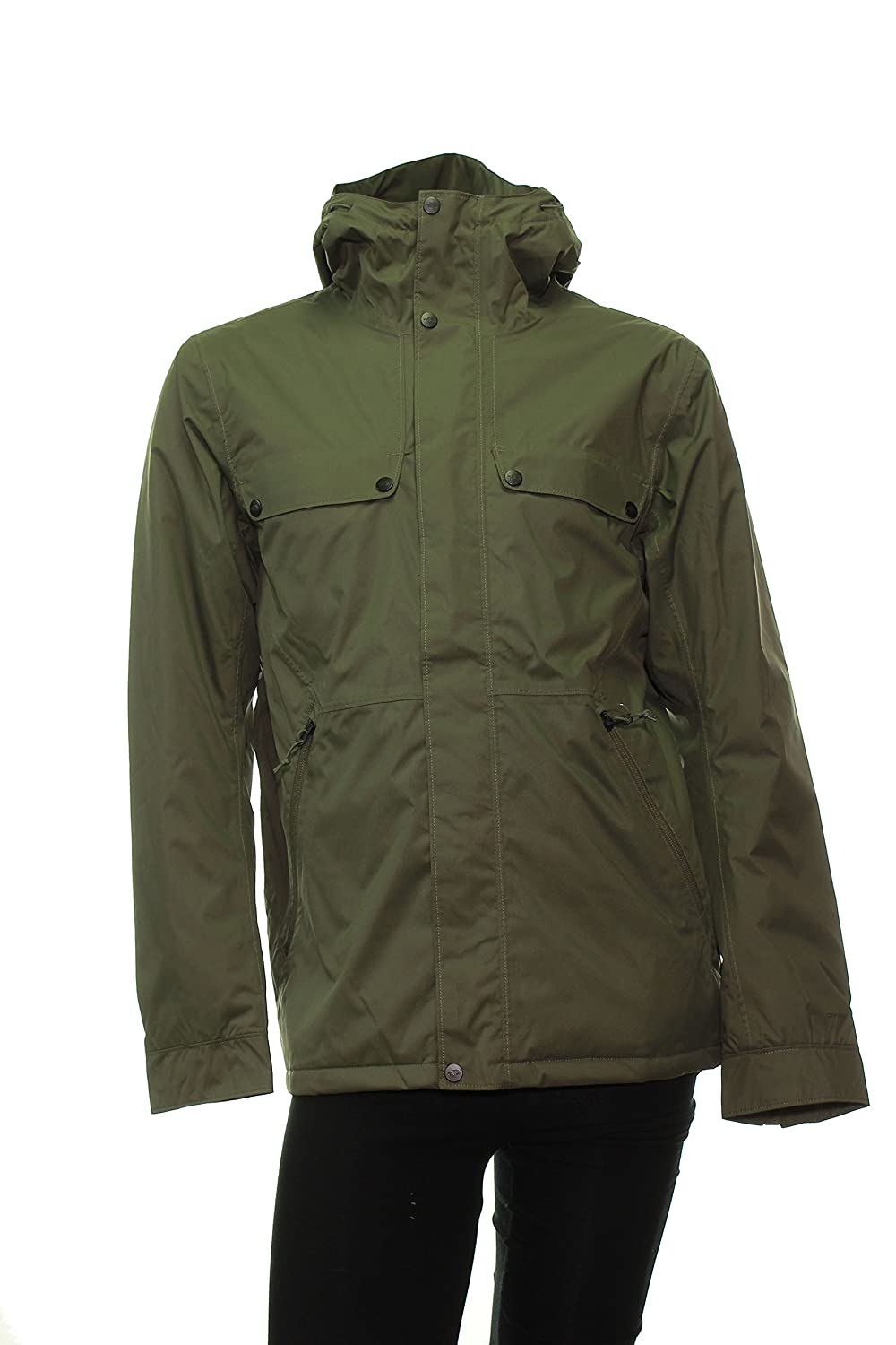 03c3953032 The North Face Men s Insulated Jenison Jacket Green