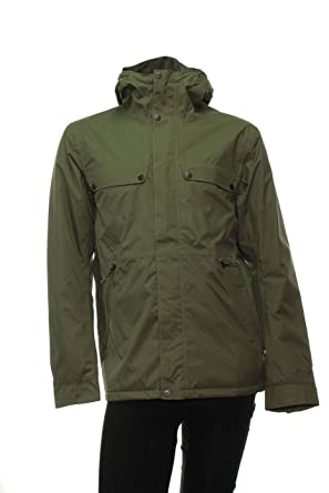 The North Face Men's Insulated Jenison Jacket Green, Medium