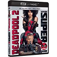 Deadpool 2 Blu-Ray Uhd (Versión Super $@%!#  Grande) [Blu-ray]