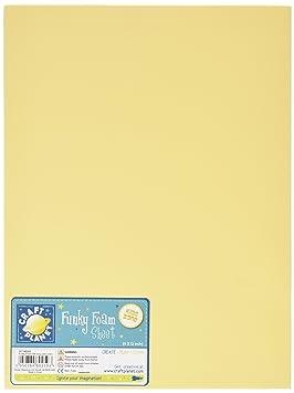 8284da4eff1 Craft Planet - Plancha de gomaespuma para manualidades (22