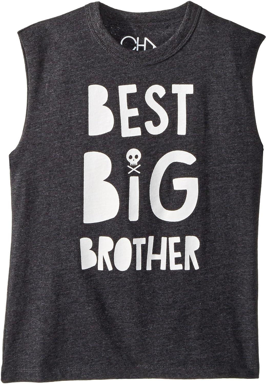 Chaser Kids Mens Extra Soft Big Brother Tank Top (Little Kids/Big Kids)