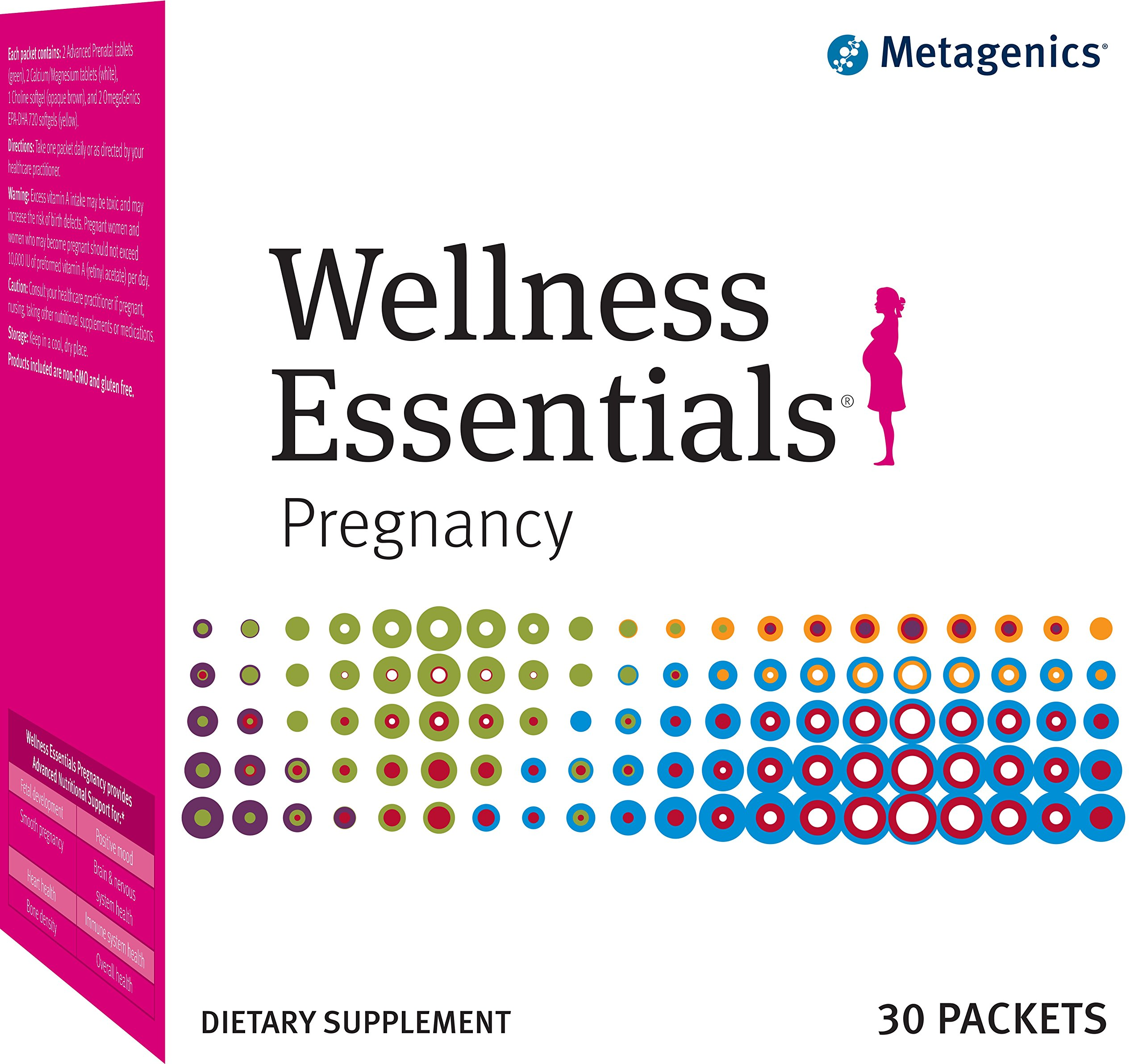 Metagenics - Wellness Essentials Pregnancy, 30 Count by Metagenics