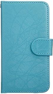 9870539006 PLATA iPhone7 / iPhone8 ケース 手帳型 和紙風 レザー スタンド ケース ポーチ カバー 【 ブルー
