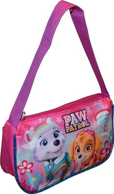 Amazon.com: Nickelodeon Paw Patrol de niña bolso de hombro ...
