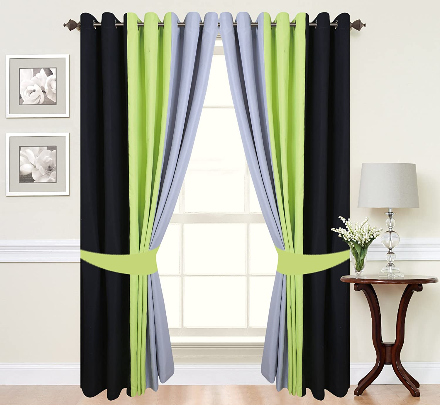 and gopelling stripe black info net cream inspirations next curtains soulrecipes within