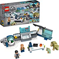 LEGO® Jurassic World Dr. Wu's Lab: Baby Dinosaurs Breakout 75939 Building Kit