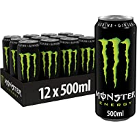 Monster Energy Regular tray 12 blik