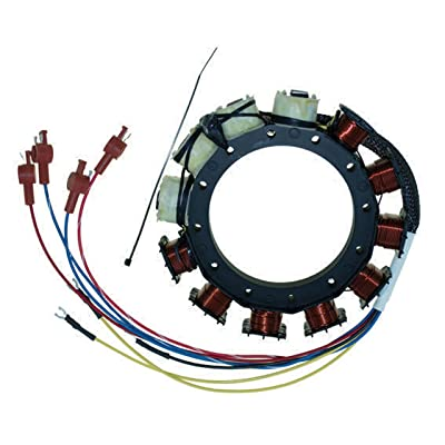CDI Electronics 174-5456 Mercury/Mariner Stator - 6 Cyl. 9 Amp (1976-1989): Automotive