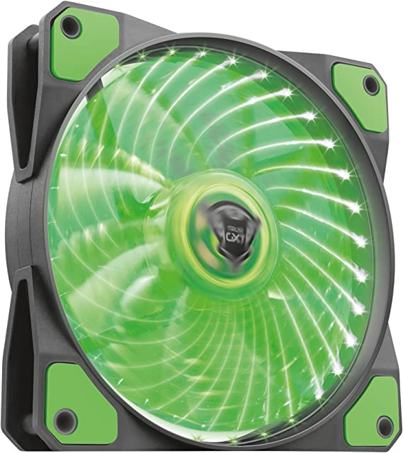 Trust Gaming GXT 762G - Ventilador de Carcasa con iluminación para ...