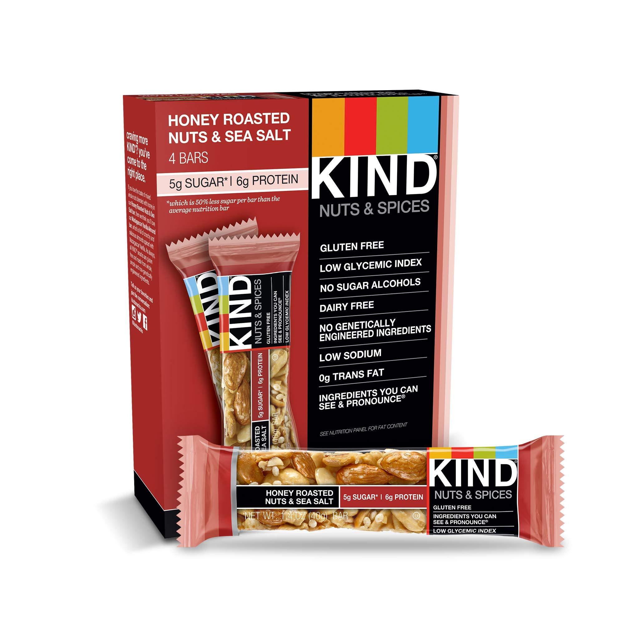 KIND Bars, Almond & Coconut, Gluten Free