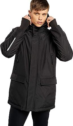 Joe Wenko Men Waterproof Mountain Winter Sport Outdoor Thicken Fleece Ski Pants