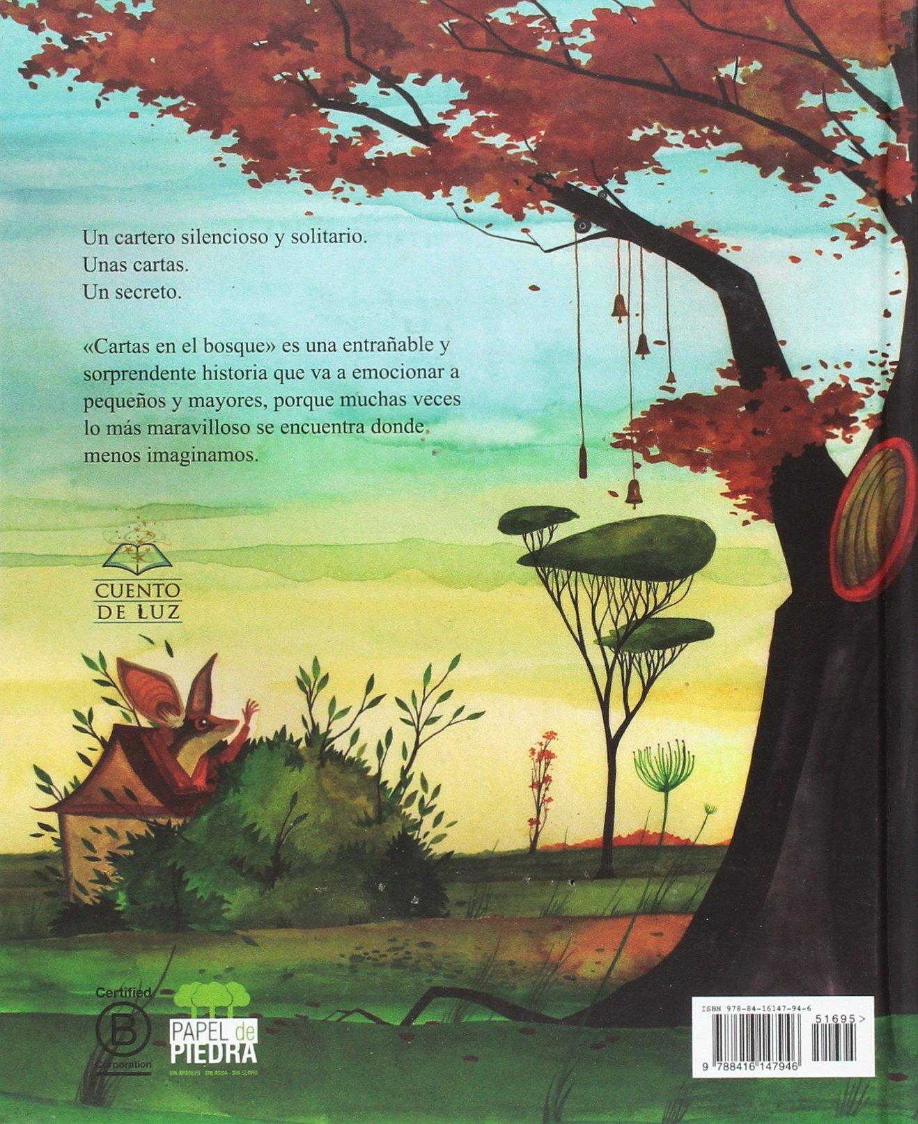 Cartas en el bosque (Spanish Edition)