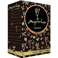 Vermouth Padró Myrrha Rojo Bag in Box, vermouth, 500 cl - 5000 ml