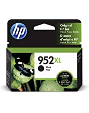 HP 952XL Black Ink Cartridge (F6U19AN)