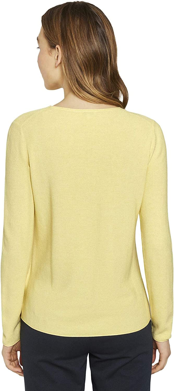 Shirts /& Hemden Gemusterte Hemdbluse TOM TAILOR Damen Blusen
