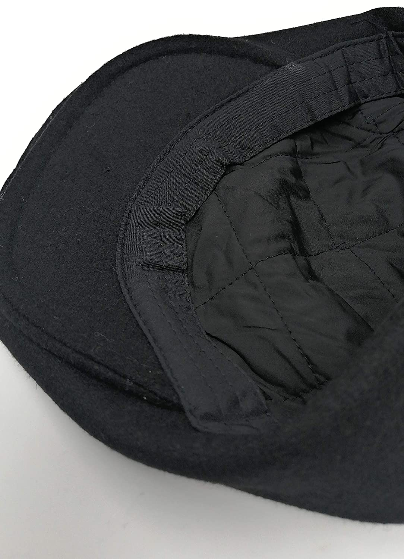 Flatcap Boina Donato Gorro Ivy Invierno| Visera