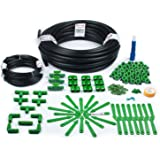 M DripKit Drip Irrigation Garden Watering 50 Plants Drip Kit