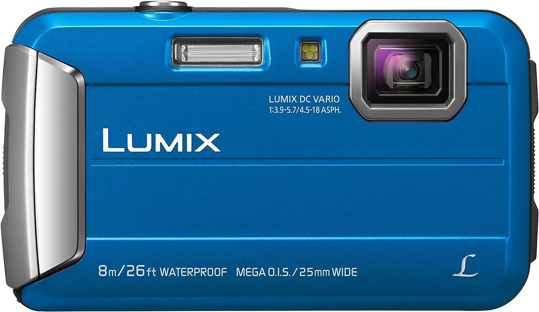 Panasonic Lumix DMC-FT30 - Cámara Acuática Sumergible de 16.1 MP