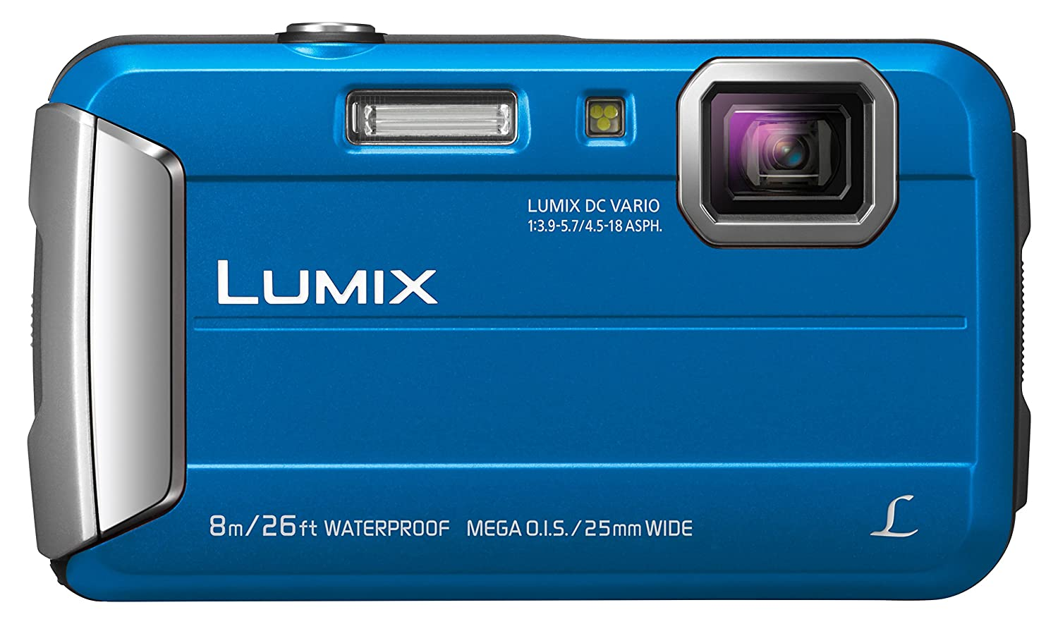 Panasonic LUMIX DMC-FT30 Review