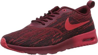 Nike Air Max Thea, Chaussures de Running Femme, Rouge (Team