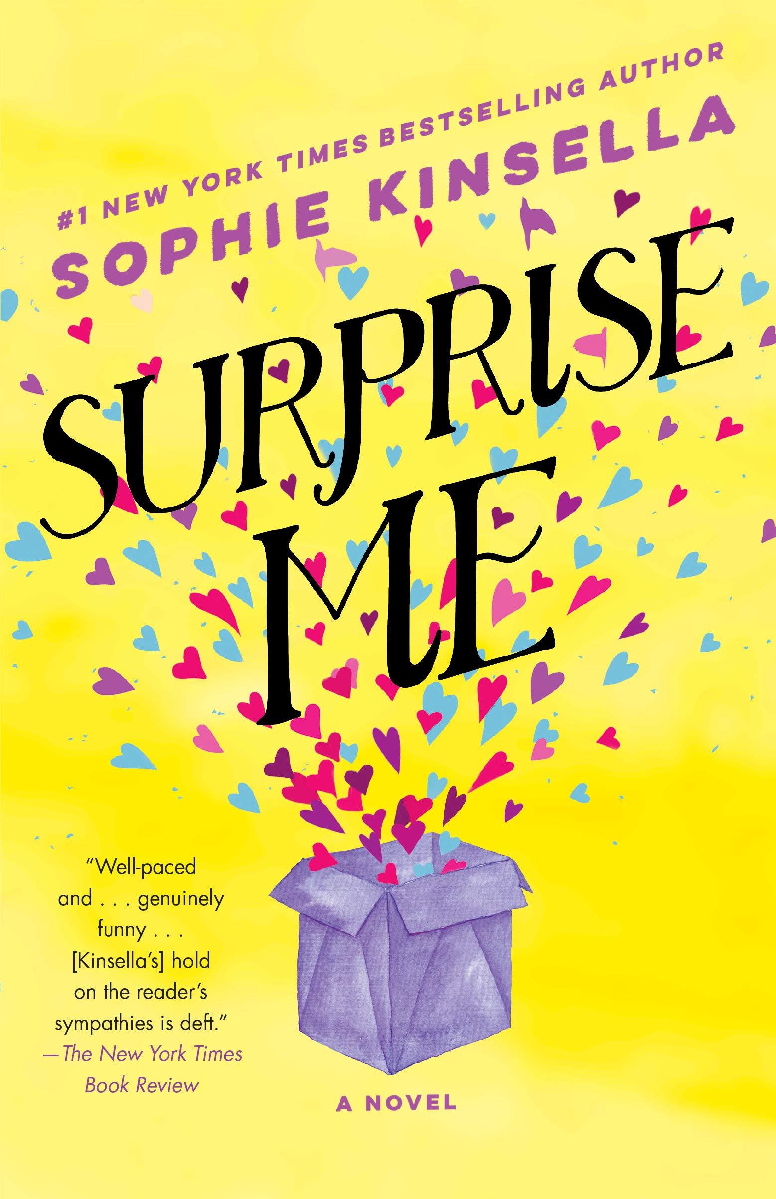 Surprise Me: A Novel