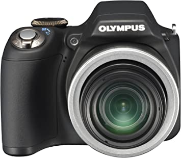 Amazon.com: Olympus SP-590UZ 12 MP Cámara Digital Con Gran ...