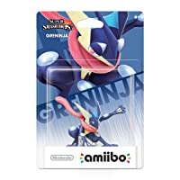 Greninja amiibo (Super Smash Bros Series)