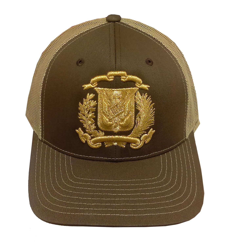 41a7d1abaf4c26 Amazon.com: Peligro Sports Dominican Republic Hat Snapback (Black): Sports  & Outdoors