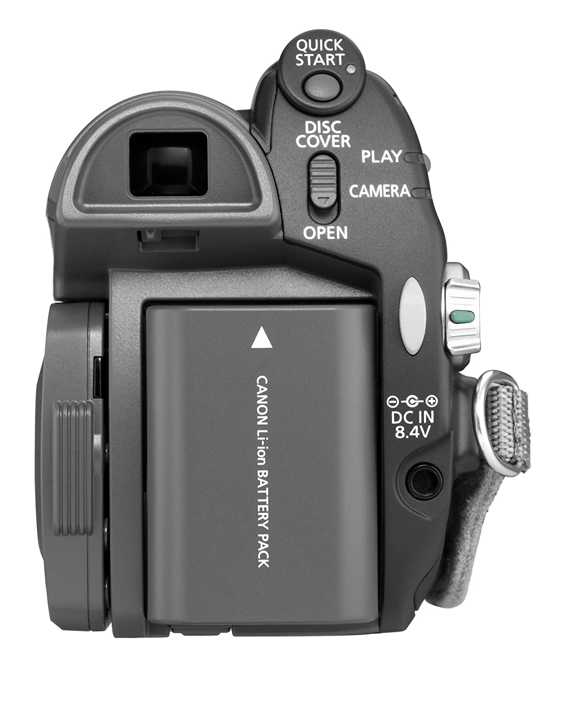 Amazon.com : Canon DC330 1.07MP DVD Camcorder with 37x Optical Zoom  (Discontinued by Manufacturer) : Camera & Photo