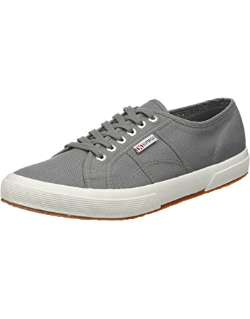 03ef82f09a96c Superga 2750-cotu Classic, Unisex Adult's Fashion Low-Top Trainers, Gray (