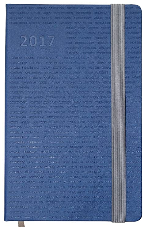 Idena 10680 - Agenda Calendario Agenda Men 2017, FSC-Mix ...