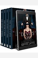 Devil's Kiss Series Collection: A Dark Billionaire Romance Kindle Edition