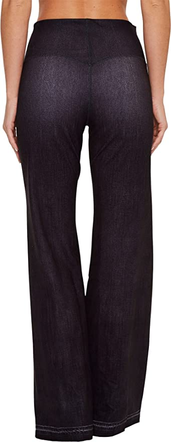 a4ab9e6738ddf Lucy Womens Indigo Flare Pants at Amazon Women's Clothing store: