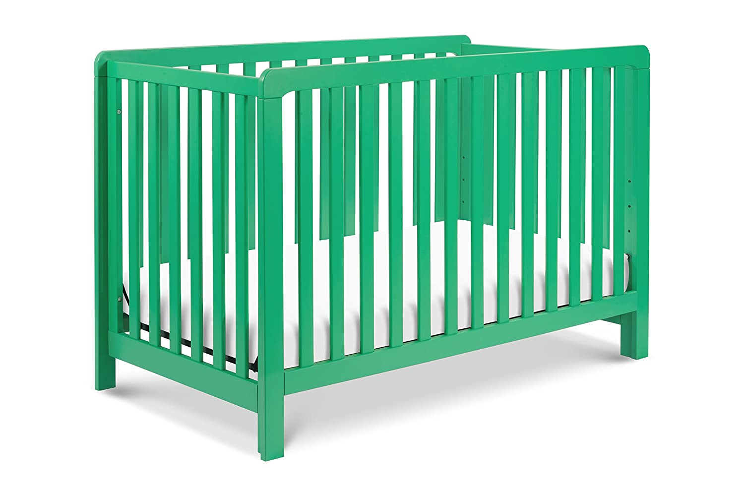 In Emerald Finish Carter's by DaVinci Colby 4-in-1 Congreenible Crib, Navy bluee