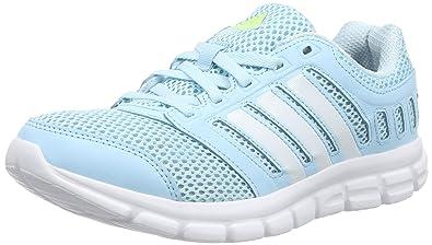 size 40 6d8be 26f29 adidas Damen Breeze 101 2 W Laufschuhe Blau (FrobluFtwwhtS) 40