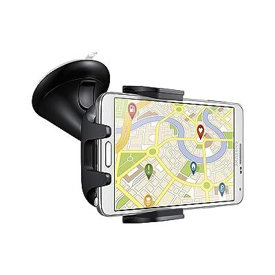 Samsung Car Mount Navigation Dock EE-V200 - for Devices with 4.0'' - 5.7'' Black
