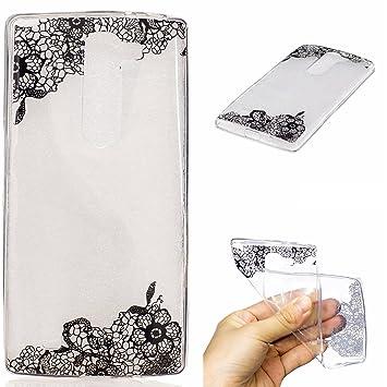 Para LG G4c / G4 Mini (4.5 Pulgadas) Carcasa HyunZe® TPU ...