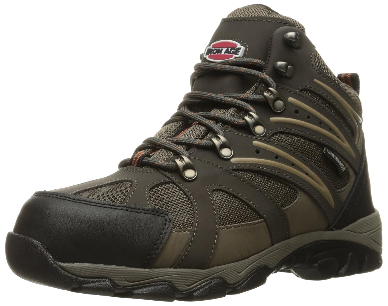 Iron Ageメンズia5200 Surveyor工業と建設Shoe Brown/Tan Trim 13 C/D US 13 C/D USBrown/Tan Trim B00IDA9PLY