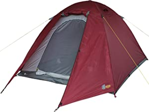 Moose Racing Basecamp Base Camp 6 Person, 4 Season Expedition-Quality Backpacking Tent
